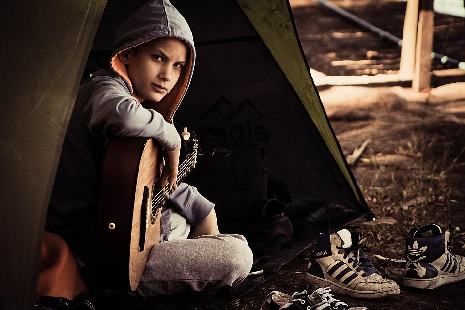 namiot czy tarp co wybrać