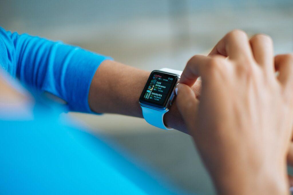 smartwatch do biegania