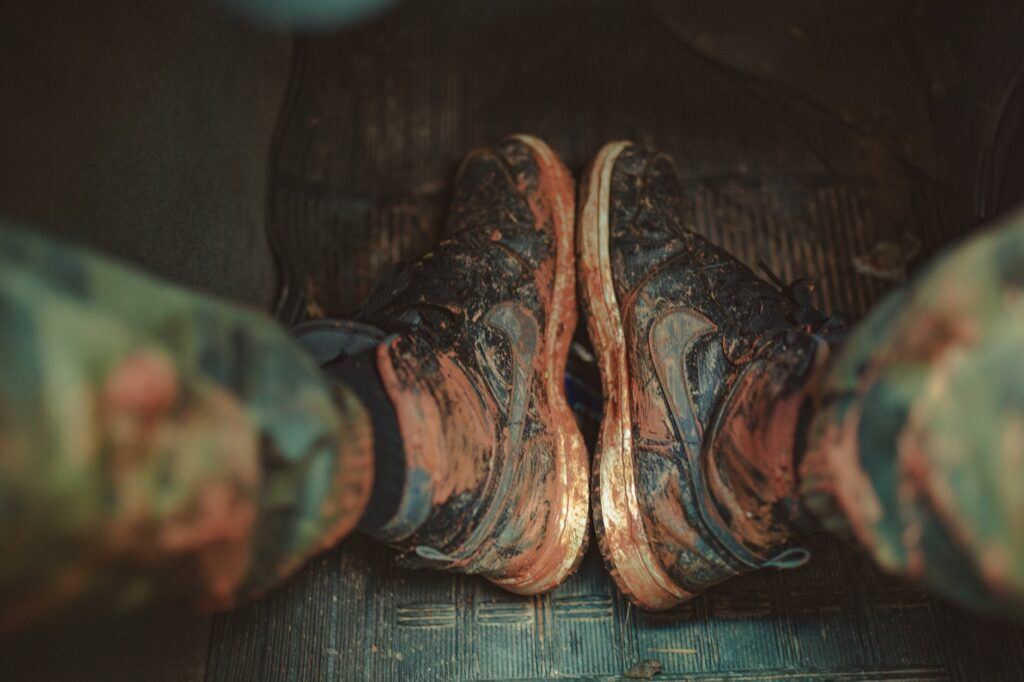 buty trekkingowe Nike