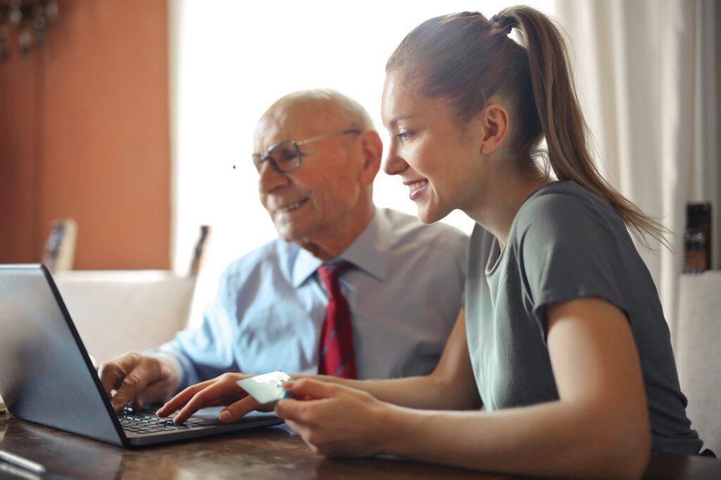komputer dla emeryta