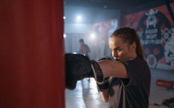 boks dla kobiet