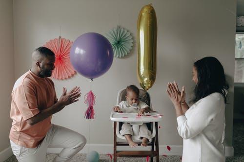 pierwsze urodziny dziecka