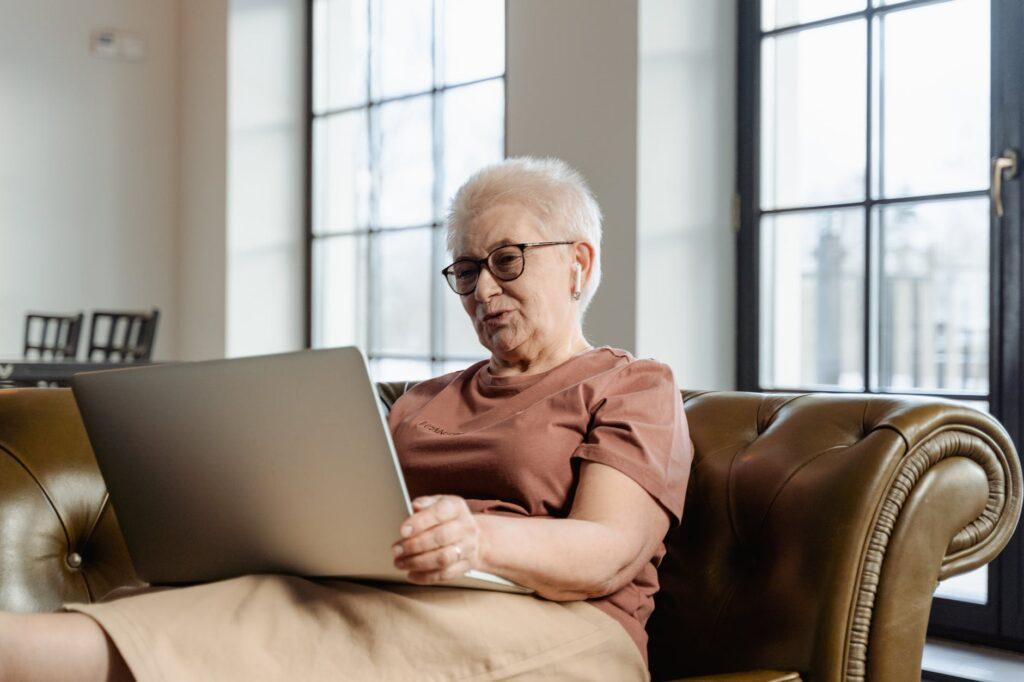 komputer dla babci